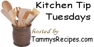 kitchentiptuesdays